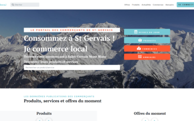 C-local Saint Gervais