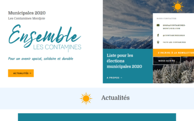 Ensemble, Les Contamines