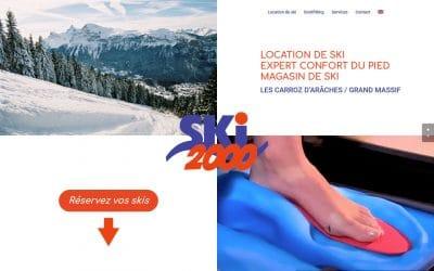 Ski 2000 Les Carroz d'Araches