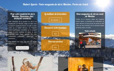 Hubert Sports – Morzine