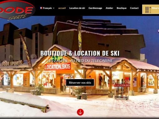 Dode Sports Les 2 Alpes