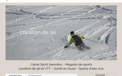 J'aime Sport Samoens