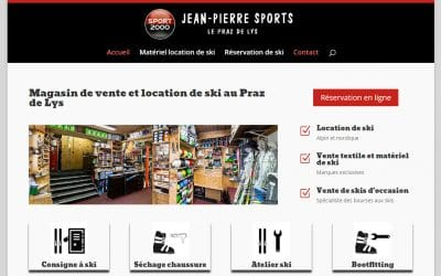 Jean Pierre Sports Praz de Lys