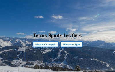 Tetras Sports Les Gets